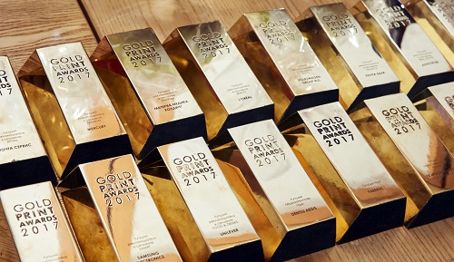 Итоги Gold Print Awards – 2017